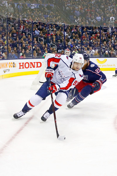 Washington Capitals vs. Columbus Blue Jackets - Game Three
