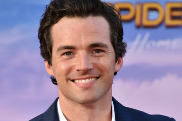 Ian Harding Premiere of Columbia Pictures' 'Spider-Man: Homecoming' - Arrivals