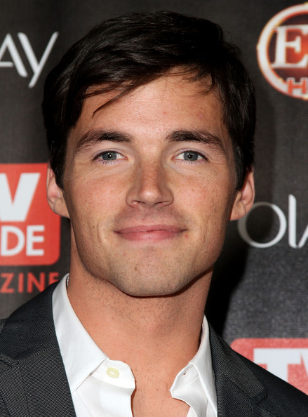 "Ian Harding - TV Guide Magazine's ""2010 Hot List"" Party - Arrivals"