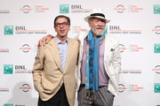 Ian McKellen and Antonio Monda Photos Photo