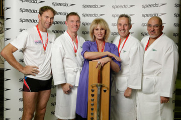 Ian Paisley Speedo Hope for Youth Charity Event