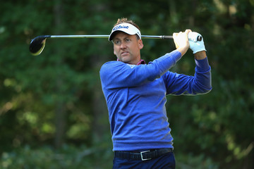 Ian Poulter Dell Technologies Championship - Round Two