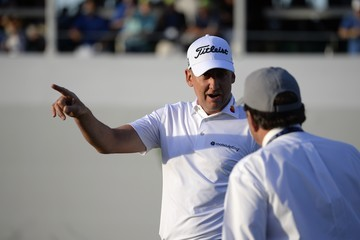 Ian Poulter Waste Management Phoenix Open - Round Two