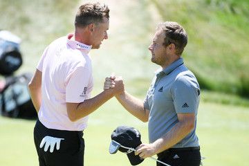 Ian Poulter US Open - Round One