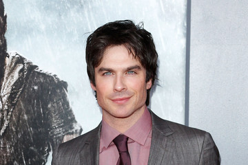 Ian Somerhalder 'Noah' Premieres in NYC — Part 4