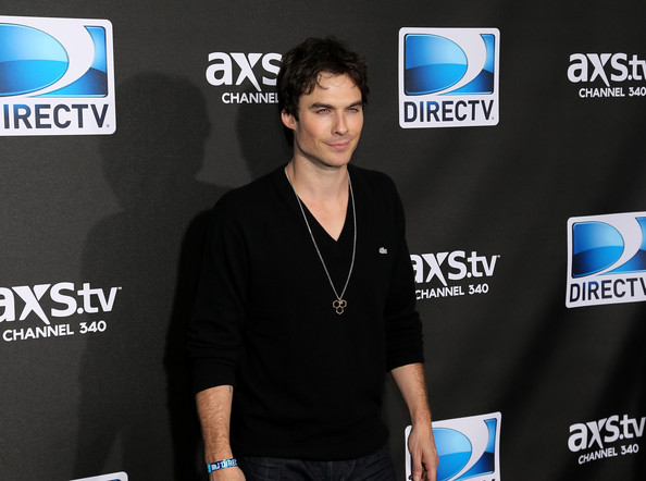 Ian Somerhalder - DIRECTV Super Saturday Night Featuring Special Guest Justin Timberlake & Co-Hosted By Mark Cuban's AXS TV