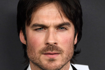 Ian Somerhalder Warner Bros. Pictures and InStyle Host 18th Annual Post-Golden Globes Party - Arrivals