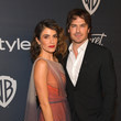 Ian Somerhalder The 2020 InStyle And Warner Bros. 77th Annual Golden Globe Awards Post-Party - Red Carpet