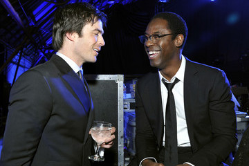 Ian Somerhalder Inside Views at the Critics' Choice Movie Awards
