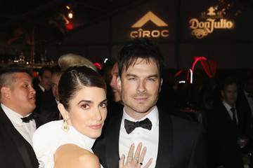 Ian Somerhalder 27th Annual Elton John AIDS Foundation Academy Awards Viewing Party Celebrating EJAF And The 91st Academy Awards With Cocktails By CÎROC Vodka And Tequila Don Julio