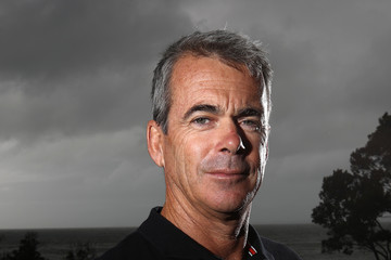 Ian Stewart New Zealand Yachting Team Portrait Session