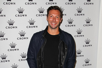 Ian Thorpe Crown's IMG Tennis Player's Party