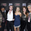 """Ian Ward Opening """"Night Of Rock Of Ages"""" Hollywood At The Bourbon Room"""