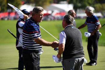 Ian Woosnam 2016 Ryder Cup - Captains Matches