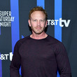 Ian Ziering AT&T Super Saturday Night - Arrivals