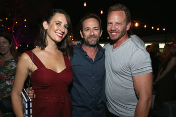 Ian Ziering Erin Ludwig Entertainment Weekly Hosts Its Annual Comic-Con Party At FLOAT At The Hard Rock Hotel In San Diego In Celebration Of Comic-Con 2018 - Inside