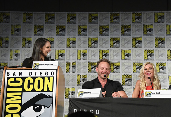 Comic-Con International 2018 - 'The Last Sharknado: Its About Time' Panel