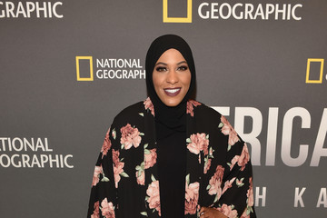 Ibtihaj Muhammad National Geographic's 'America Inside Out With Katie Couric' Premiere Screening In NYC