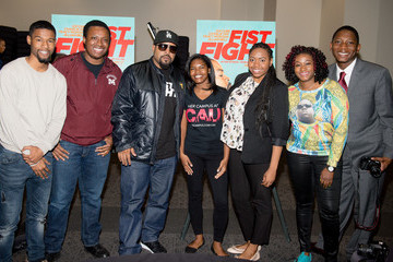 Ice Cube 'Fist Fight' and Ice Cube Take Over Clark Atlanta University for an HBCU Stroll-Off