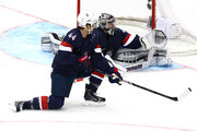 Brooks Orpik and Jonathan Quick Photos Photo