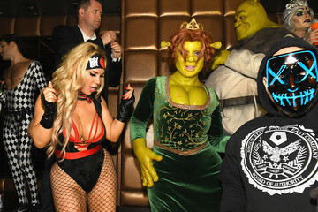Ice-T Heidi Klum's 19th Annual Halloween Party Sponsored By SVEDKA Vodka And Party City At Lavo NYC