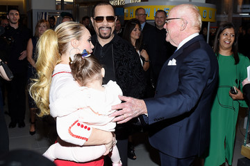 Ice-T Nordstrom Men's NYC Store Opening