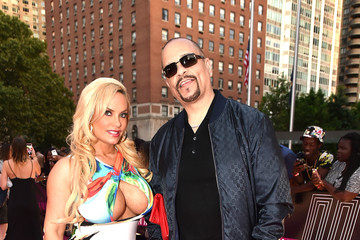 Ice-T VH1 Hip Hop Honors: All Hail The Queens - Arrivals