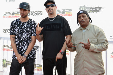 Ice-T 2014 Gibson Brands AP Music Awards - Arrivals