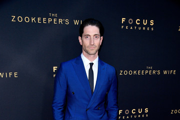 Iddo Goldberg Premiere Of Focus Features' 'The Zookeeper's Wife' - Arrivals