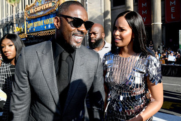 Idris Elba Sabrina Dhowre Elba Premiere Of Universal Pictures' 'Fast And Furious Presents: Hobbs And Shaw'