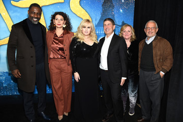 Idris Elba Universal Pictures Presents The World Premiere Of Cats