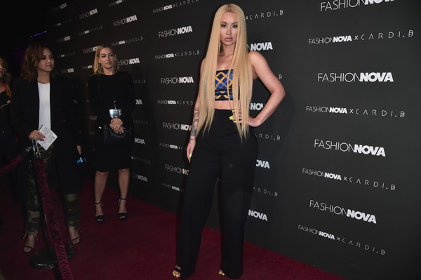 Fashion Nova x Cardi B Collaboration Launch Event - Arrivals
