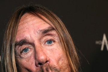Iggy Pop The Weinstein Company and Netflix Golden Globes Party Presented With Landmark Vineyards