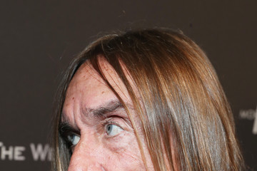 Iggy Pop The Weinstein Company and Netflix Golden Globes Party Presented With FIJI Water