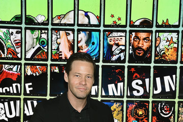 Ike Barinholtz Samsung Celebrates the Premiere of 'Suicide Squad'