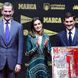 Iker Casillas Spanish Royals Attend The 80th Anniversary of Marca Newspaper