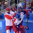 Ilya Kovalchuk Ice Hockey - Winter Olympics Day 14