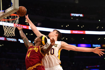 Iman Shumpert Cleveland Cavaliers v Los Angeles Lakers