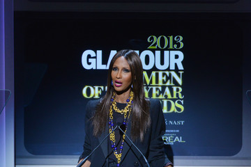 Iman Inside the Glamour Honors the Women of the Year