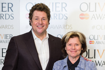 Imelda Staunton The Olivier Awards with MasterCard - Nominees Announced