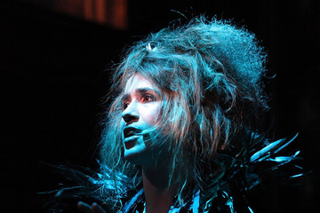 Imogen Heap Imogen Heap Performs At Webster Hall In New York City
