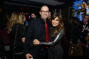 James Murray (L) and Paula Abdul attend the Impractical Jokers: The Movie Premiere Screening and Party on February 18, 2020 in New York City. 739100