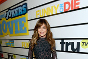 Paula Abdul attends the Impractical Jokers: The Movie Premiere Screening and Party on February 18, 2020 in New York City. 739100