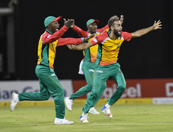 Guyana Amazon Warriors vs. Jamaica Tallawahs - 2018 Hero Caribbean Premier League (CPL) Tournament