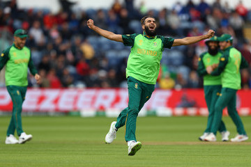 Imran Tahir European Best Pictures Of The Day - June 15, 2019
