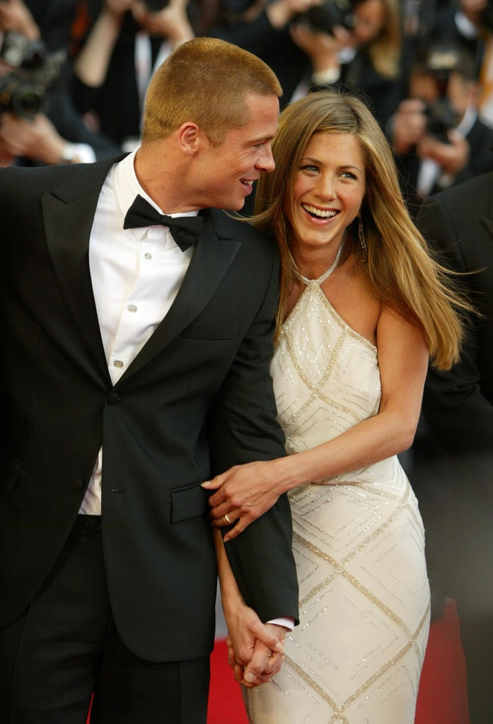 Brad Pitt Jennifer Aniston Celebrity Romances That Lasted Way Longer In Your Head Zimbio
