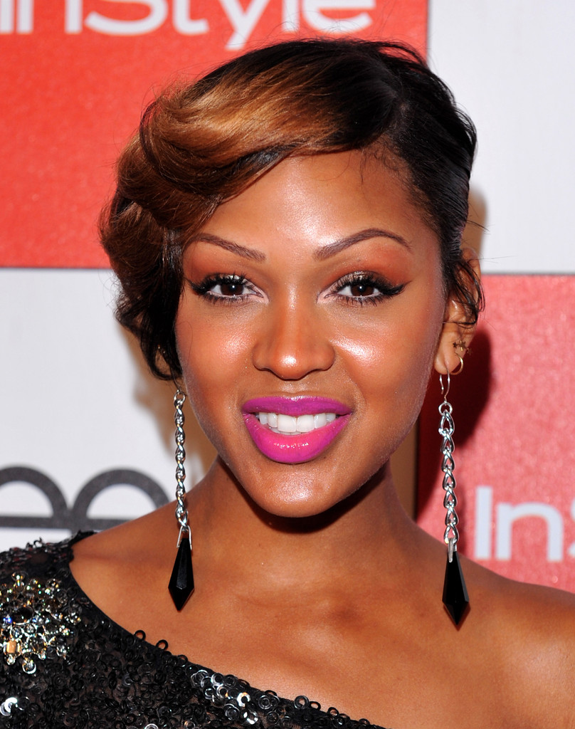 Fantastic Meagan Good Meagan Good Photos Instyle 20Th Century Fox Natural Hairstyles Runnerswayorg