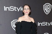 Zoe Lister-Jones attends the InStyle And Warner Bros. Golden Globes After Party 2019 at The Beverly Hilton Hotel on January 6, 2019 in Beverly Hills, California.