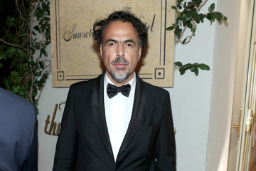 Inarritu Paramount Pictures' Jim Gianopulos Hosts a Special Event with Stars from the Studio's Films