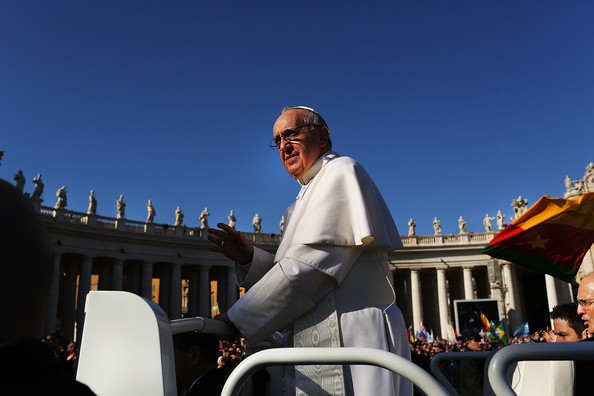 The Inauguration Mass For Pope Francis I